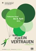 Anmeldefrist für die Teilnahme am Kirchentag in Dortmund endet  am 31. März