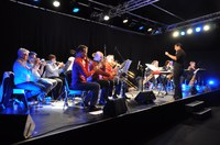 """Swinging Brass"" gastiert am So 17.2. um 18 Uhr in der Johanneskirche, Hinsbergstr. 14"